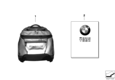 Softbag klein