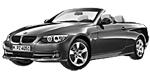 BMW 3er E93 LCI Cabrio