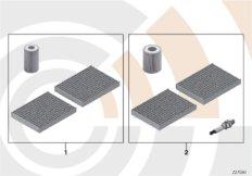 Service Kit Inspektion I  /  Ölservice