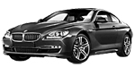 BMW 6er F13 Coupé
