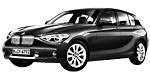 BMW 1er F20 5-Türer