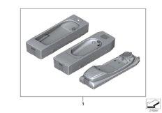 Snap-In Adapter MOTOROLA-Geräte