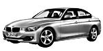 BMW 3er F30 Limousine