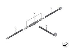 Reparaturabschnitte Schlauchleitungen