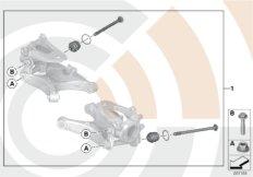 Reparatursatz Kugelgelenk