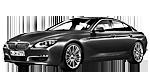 BMW 6er F06 Gran Coupé Gran Coupé