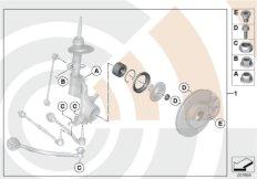 Kit Radlager vorn  /  Value Line