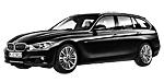 BMW 3er F31 Touring