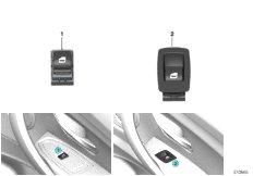 Schalter Fensterheber Beifahrer  /  Fond
