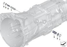 GS6X45BZ / DZ Schaltungsteile