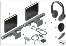 DVD-System Tablet