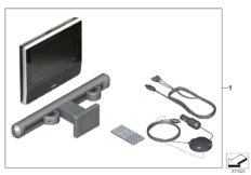 DVD-System Tablet Single
