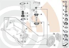Reparatursatz Stützlager