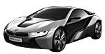 BMW i i8 I12 Coupé