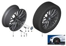 BMW LM Rad M Doppelspeiche 405-18''