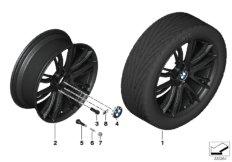 BMW LM Rad M Doppelspeiche 624 - 20