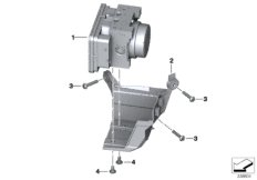 Druckmodulator ABS