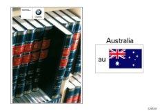 Zusatzbetriebsanleitung Australien