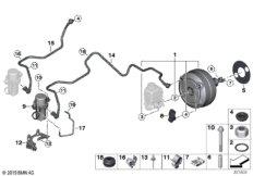 Bremskraftverstärker