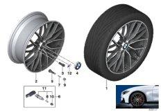 BMW LM Rad M Doppelspeiche 405-20''