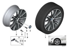 BMW LM Rad Turbinenstyling 402 - 19