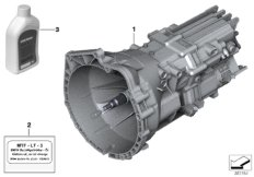 Schaltgetriebe GS6-17BG