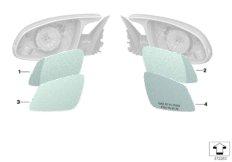 Nachrüstung M Spiegelgläser