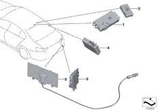 Einzelteile Antennensysteme