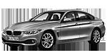 BMW 4er F36 Gran Coupé Gran Coupé