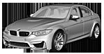 BMW 3er F80 M3 Limousine