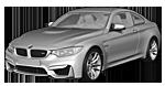 BMW 4er F82 M4 Coupé