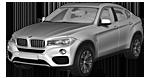 BMW X6 F16 SAC