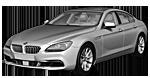 BMW 6er F06 Gran Coupé LCI Gran Coupé