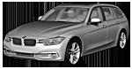 BMW 3er F31 LCI Touring