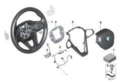 Sportlenkrad Airbag Multif. /  Paddles