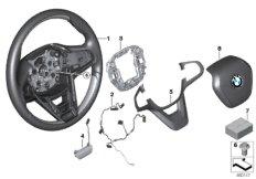 Lenkrad Holz Airbag
