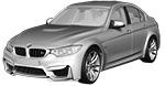 BMW 3er F80 M3 LCI Limousine