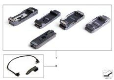 Snap-In Adapter APPLE-Geräte