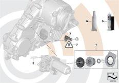 Reparatursatz Stellmotor