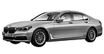 BMW 7er G11 Limousine