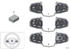 Schalter Lenkrad M-Sport