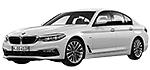 BMW 5er G30 Limousine