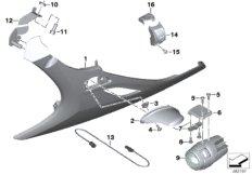 Nachrüstung LED-Zusatzscheinwerfer