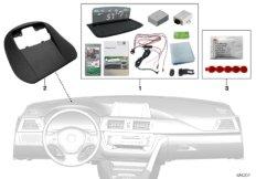 BMW Head-Up Screen für Integrated Navi