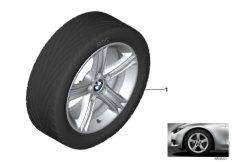 BMW LM Rad Sternspeiche 393 - 17