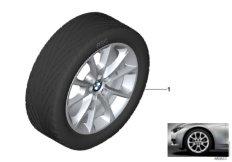 BMW LM Rad V-Speiche 398 - 18
