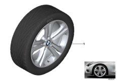 BMW LM Rad Doppelspeiche 401 - 19
