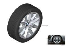 BMW LM Rad V-Speiche 188 - 17