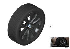 BMW LM Rad V-Speiche 413 - 17