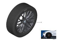 BMW LM Rad M Perf. Doppelsp. 405M - 18
